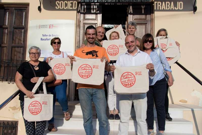Presentación de la campaña en Rocafort. EPDA