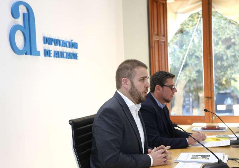 Plan de Inversiones y Financiación en Infraestructuras de las Comarcas Alicantinas de la Diputación de Alicante. EPDA