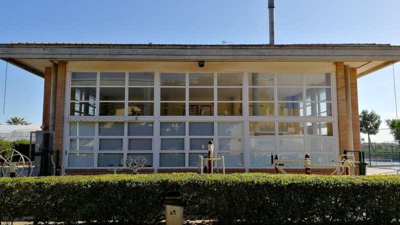 Cafetería del polideportivo. EPDA