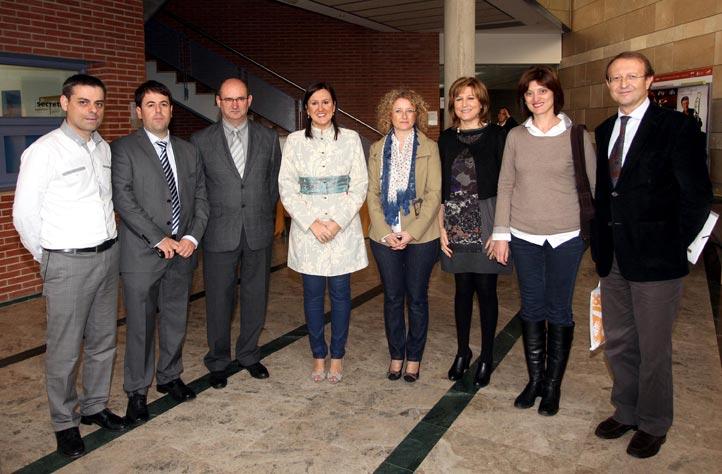 Català, en la clausura el I Congreso de Conservatorios Profesionales de Música de la Comunitat Valenciana. FOTO EPDA