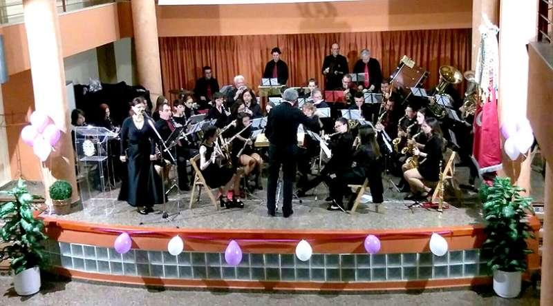 La actuación se realizó en la Casa de Cultura