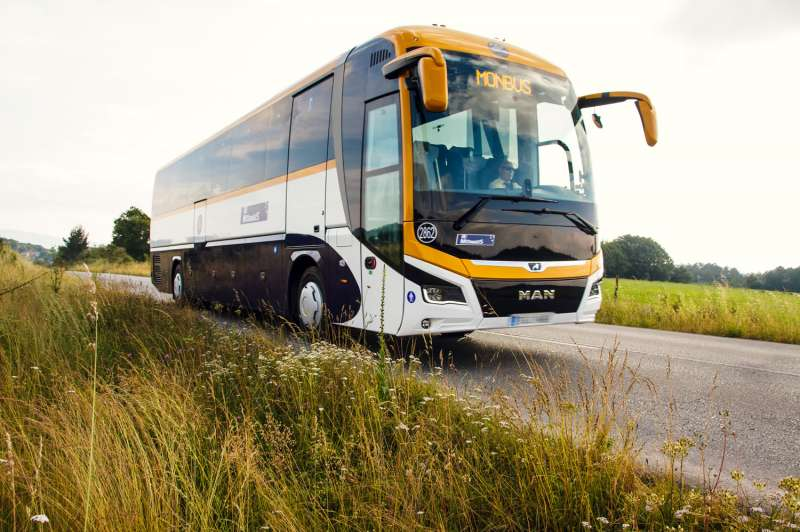 Autobús de Monbús