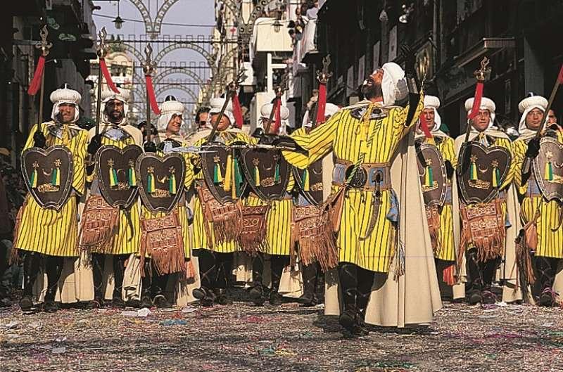 Fiestas de Moros y Cristianos de Alcoi