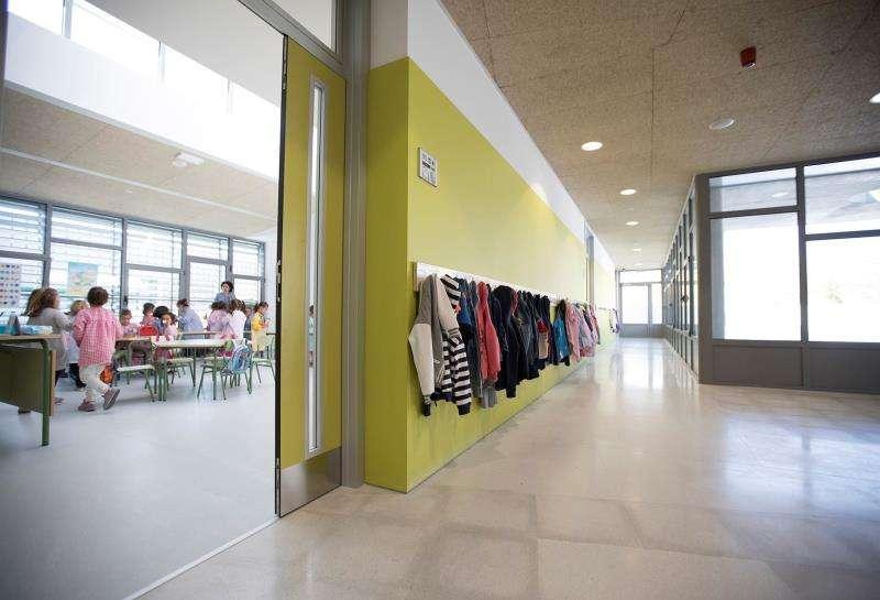 Un centro de Educación Infantil y Primaria. EFE/Archivo