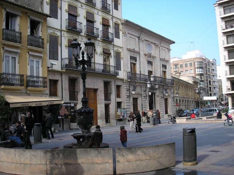 Plaza del Ayuntamiento de Sueca