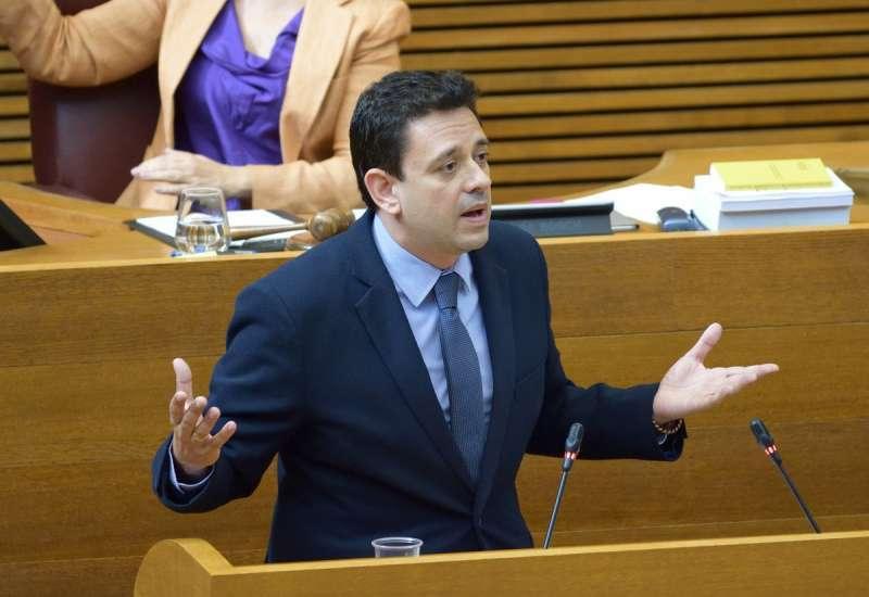 José Juan Zaplana en una imagen de archivo. / EPDA