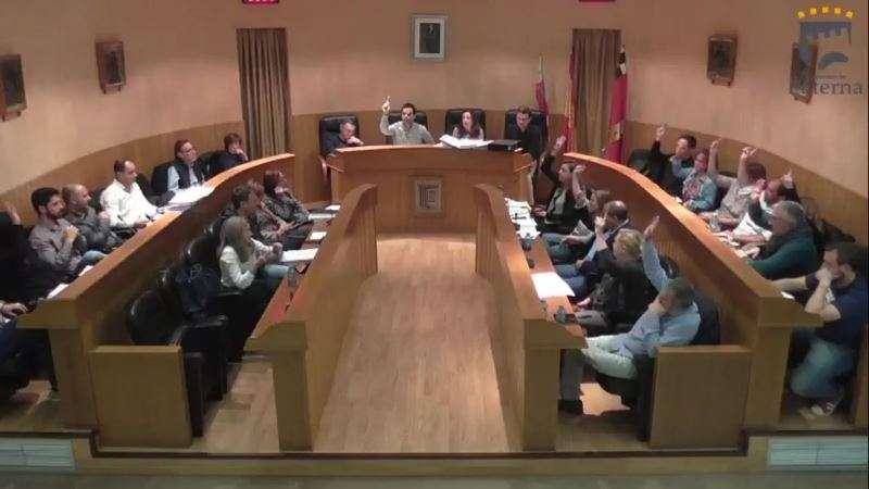 Pleno de presupuesto en Paterna. EPDA