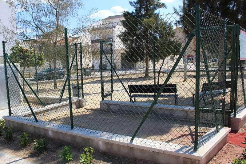 Parque Fossar/EPDA