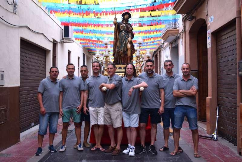 Festers de Sant Roc a Sedaví.