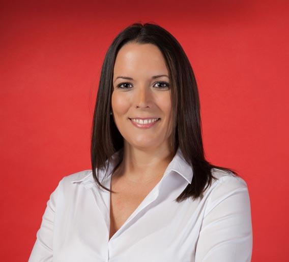 Amparo Orts, candidata del PSPV-PSOE Moncada.