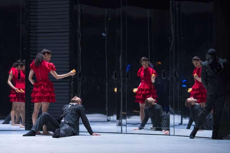 Representación de Carmen por la Compañía Nacional de Danza. EPDA