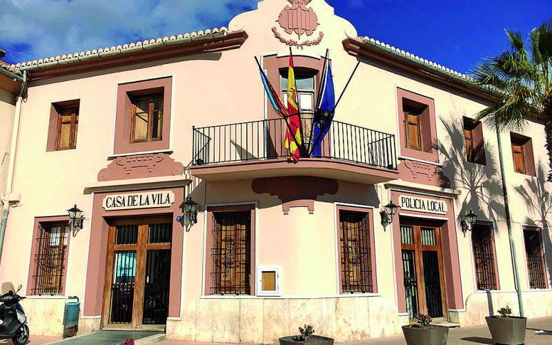 Ayuntamiento de Museros. EPDA