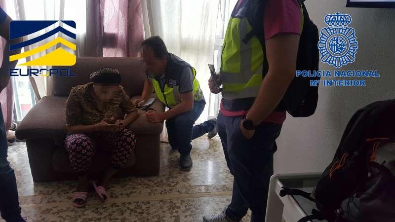 Importante operación policial entre ambos países.