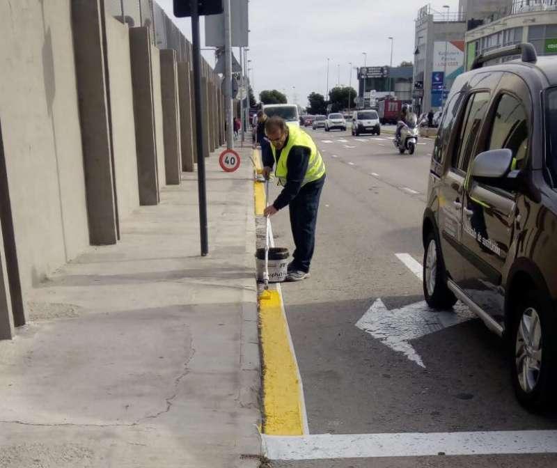 Trabajador contratado por el Ayuntamiento de Alfafar. EPDA