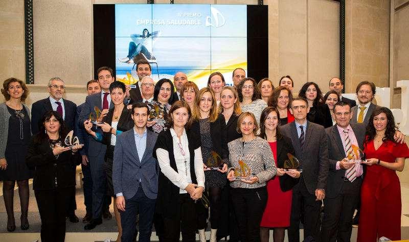 Hospital de Manises, Premio Empresa Saludable en la categoría Healthy Minds. EPDA