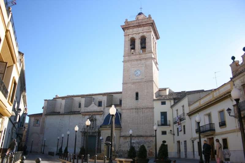 Iglesia en Torrent. EPDA