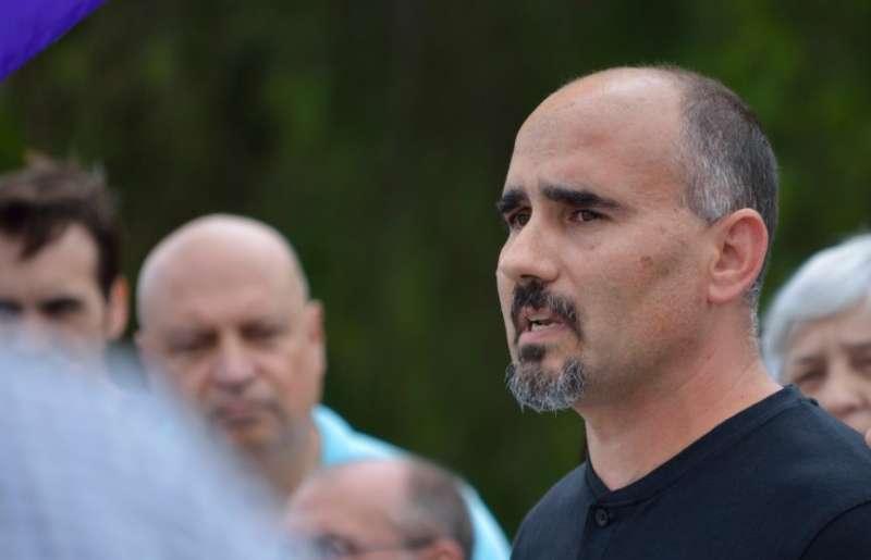 El coordinador d?EUPV, David Rodríguez