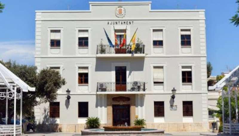 Ayuntamiento de Benetússer. EPDA
