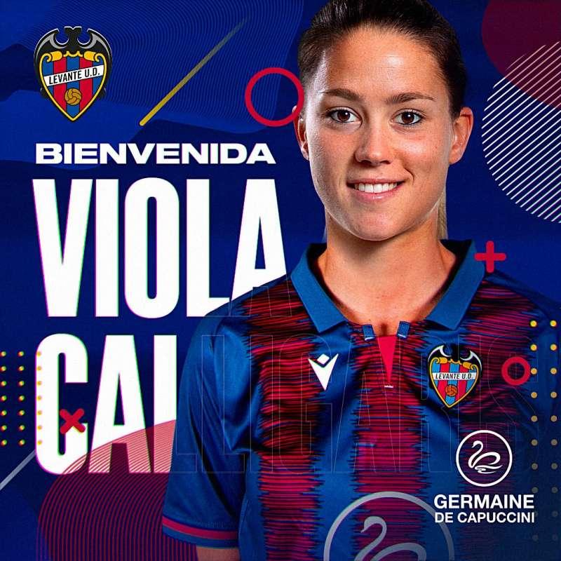 Viola Calligaris Levante UD./PDA