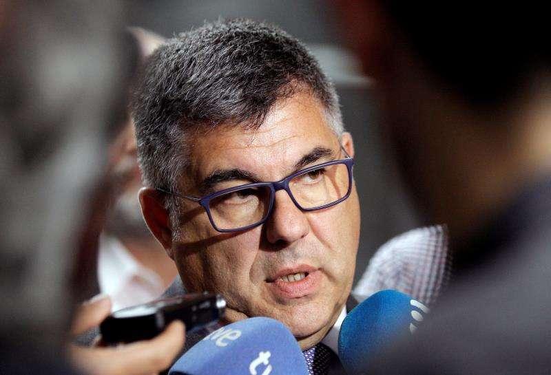 El exdelegado del Gobierno en la Comunitat Valenciana, Juan Carlos Fulgencio. EPDA