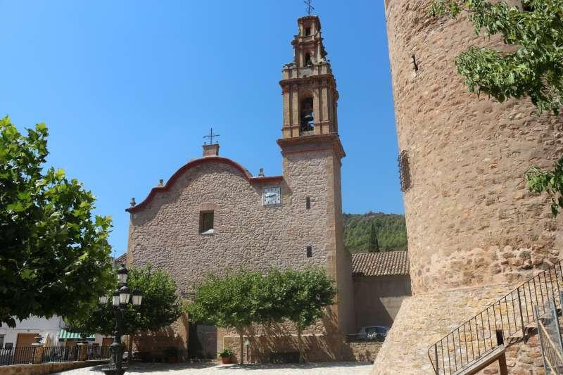 Argelita entre las 17 poblaciones del Gal