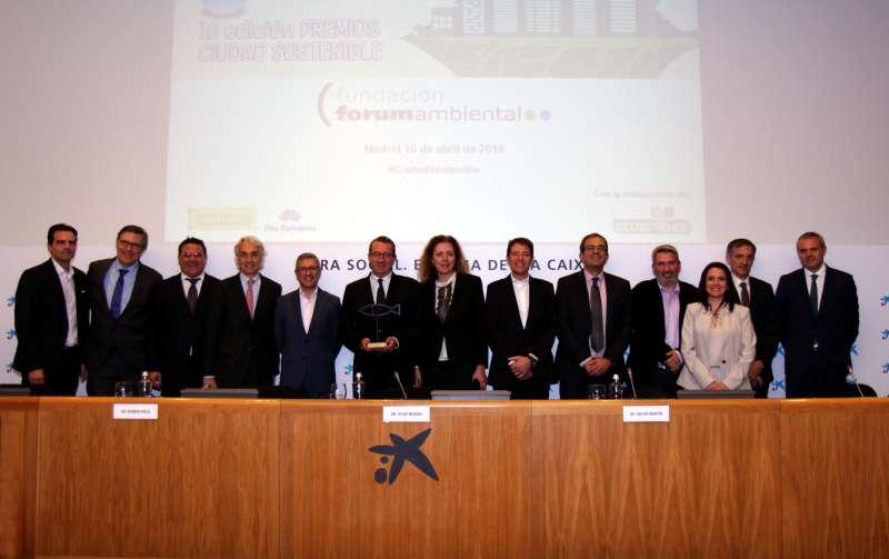 Premio Ciudad Sostenible