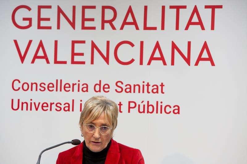 La consellera de Sanidad, Ana Barceló. EFE/Archivo