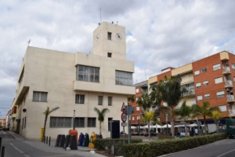 Ajuntament de Vilamarxant. / EPDA