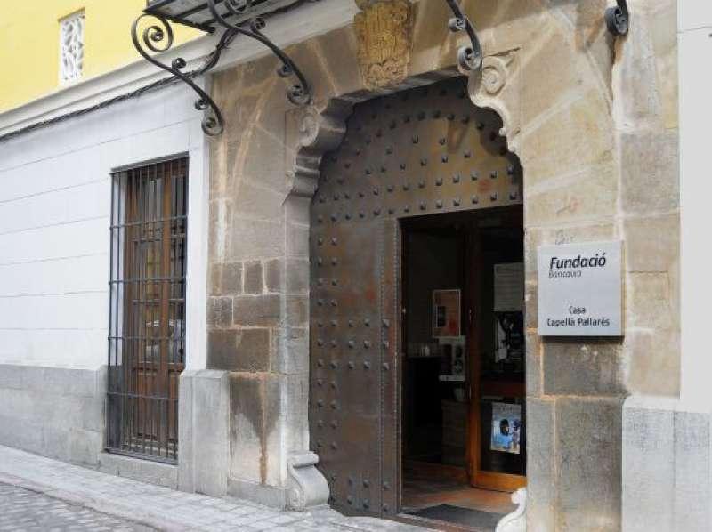 Casa Capellà Pallarés.