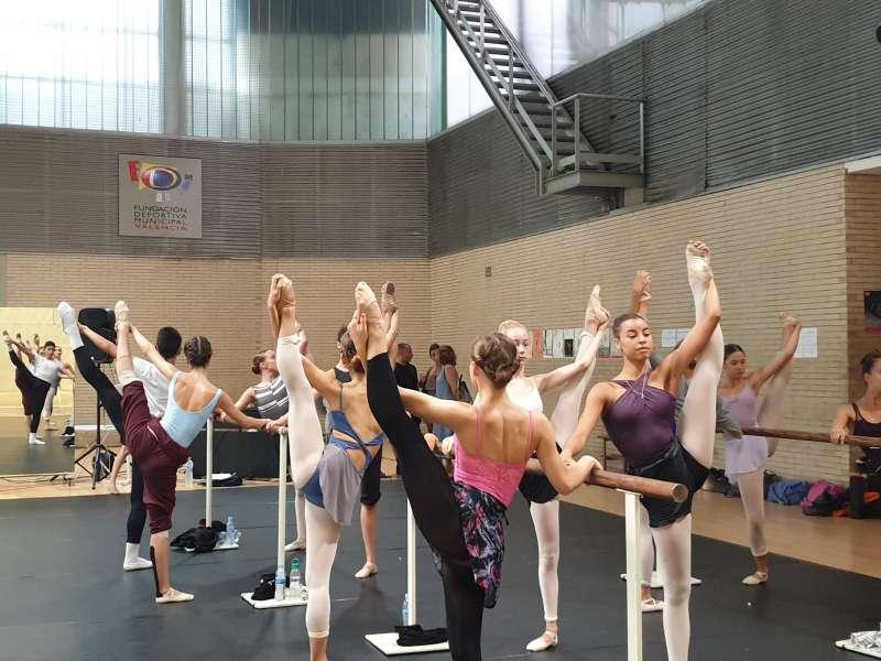 X Campus Internacional de Danza de València. EPDA