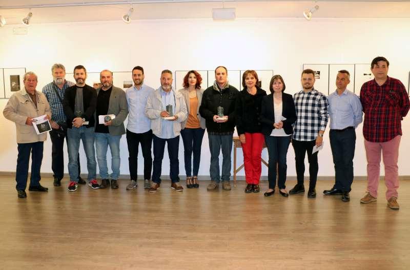 Premiados del 38 Salón de Fotografía de Quart de Poblet