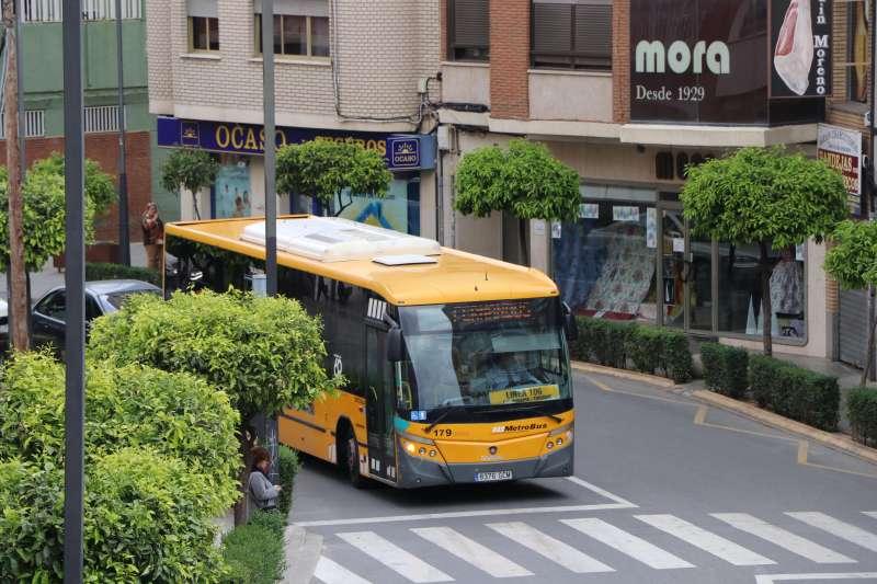Autobús por Torrent