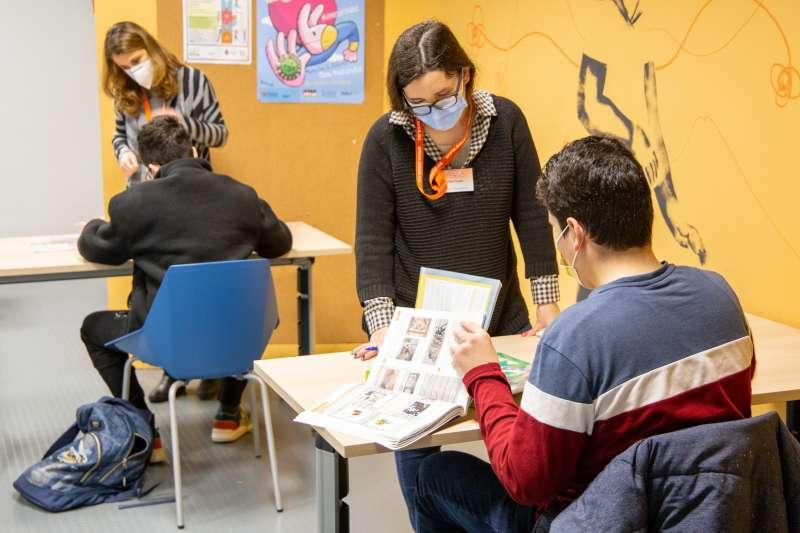 Programa educativo en Mislata. EPDA