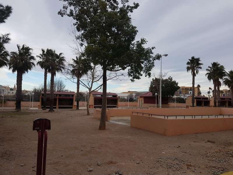 Parc del barri del Carme a Manises. EPDA