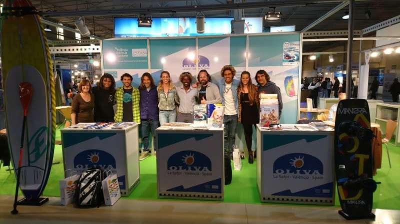 Oliva Turismo presenta toda su oferta de ocio en Medsea