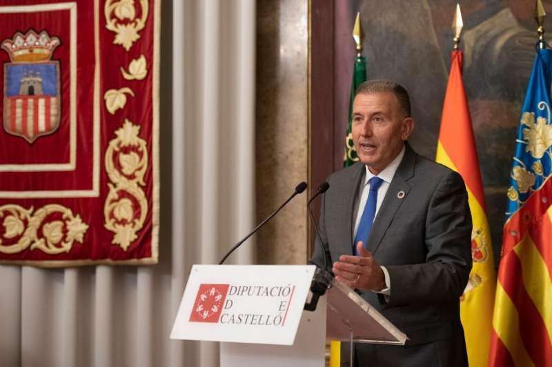 Vicente Sales, diputado del PP