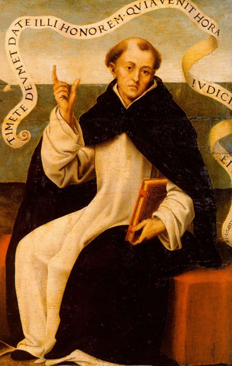 San Vicente Ferrer.