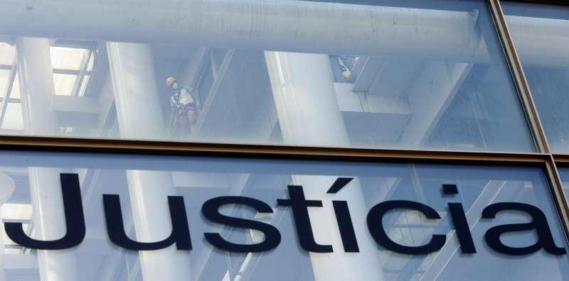 Imagen de la Ciudad de la Justicia de València.