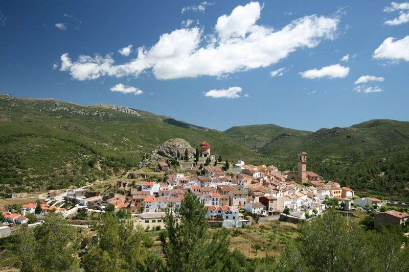 Vista de Andilla