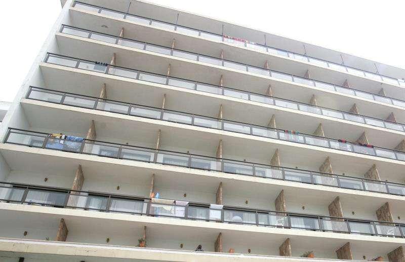 Balcones de un hotel. EFE/Archivo