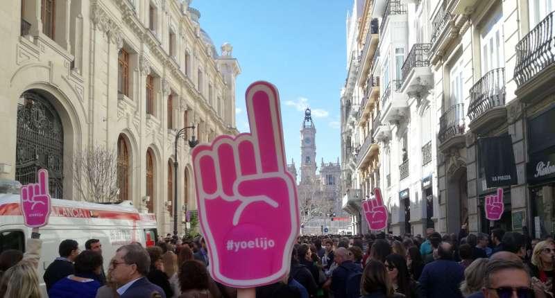 Campaña #yoelijo