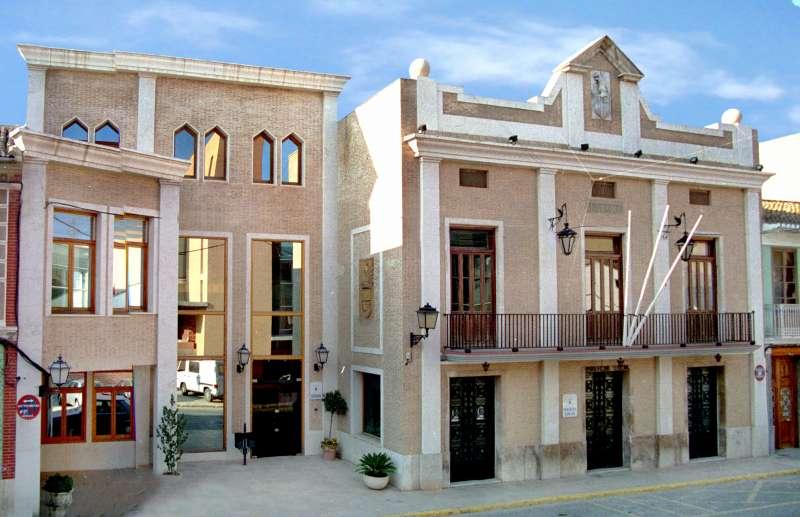 Ayuntamiento de Alboraya.