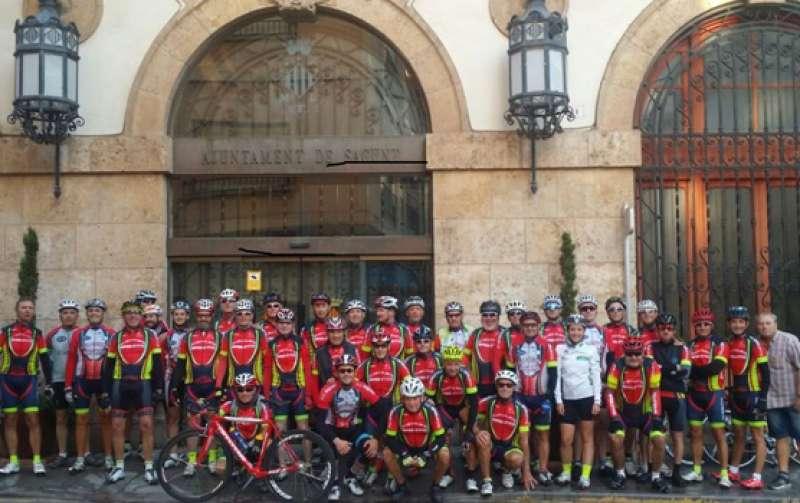 Club Ciclista Sagunto. EPDA