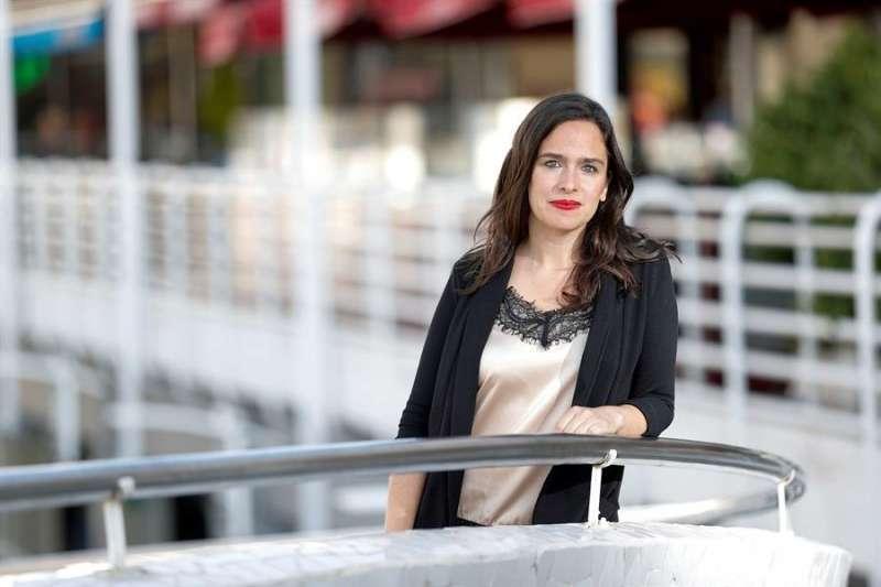 Belén Hoyo, la cabeza de lista del PP por la provincia de Valencia. EFE