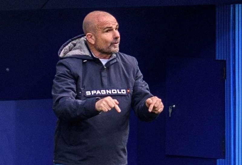 El entrenador del Levante, Paco López, en una imagen reciente. EFE