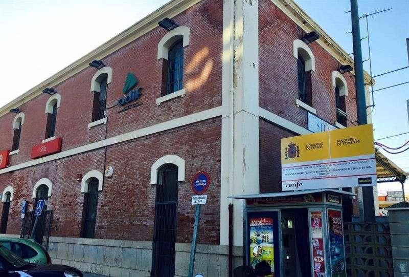 Estació de RENFE de Silla. EPDA