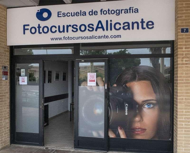 Escuela de fotografía FotocursosAlicante