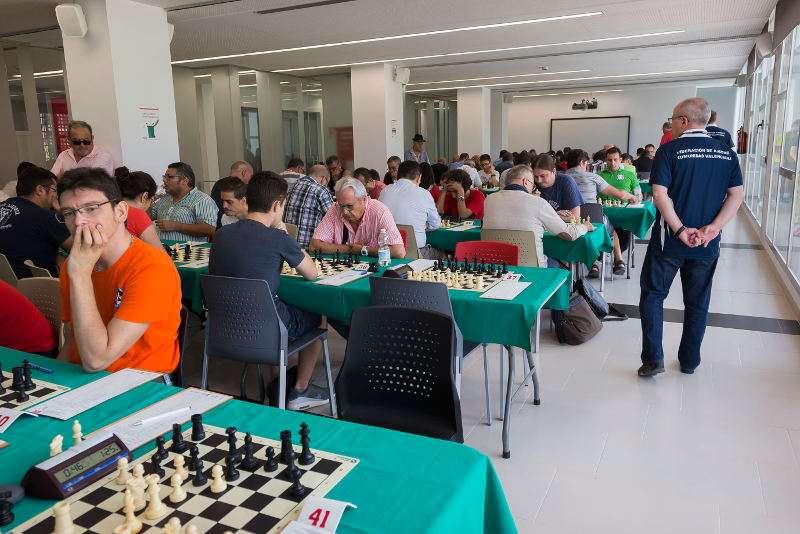 Mislata celebra el 51 Torneo de Ajedrez. EPDA