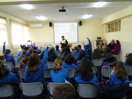 Imagen de una de las charlas. Foto: EPDA.