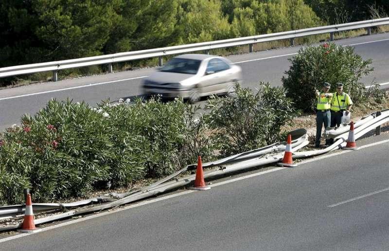 Imagen de una carretera. EPDA